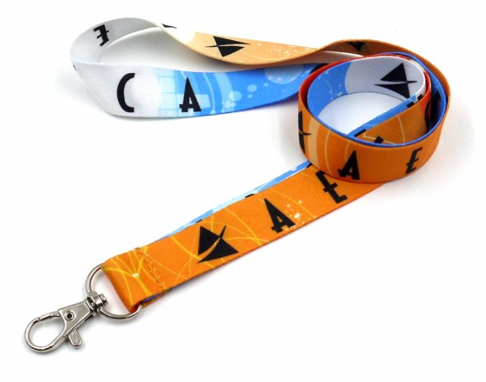 Sublimated Lanyards in Malta | Malta Lanyards